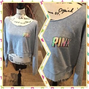 PINK Sweatshirt NWT